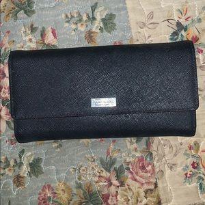 NWOT Black Kate Spade Wallet